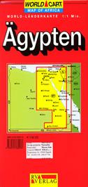 AGYPTEN - auto karta (1 1 Mio)