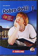 DOBRO DOŠLI 1 - CD uz udžbenik za učenje hrvatskog jezika za strance - jasna bareši