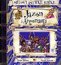 JAZON I ARGONAUTI - david (ilustr.) antram, david salariya, john malam