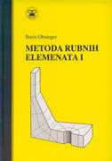 METODA RUBNIH ELEMENATA I - boris obsieger