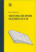 METODA RUBNIH ELEMENATA II - boris obsieger