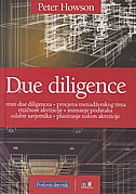 DUE DILIGENCE - peter howson