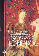 GOSPA I JEDNOROG - tracy chevalier