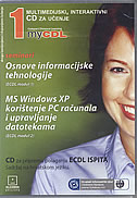 ECDL PAKET 1 - osnove informacijske tehnologije / MS Windows / MS Word / MS Excel (multimedijski, interaktivni CD za učenje)
