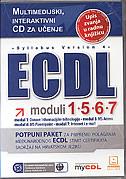 ECDL PAKET 2 - osnove informacijske tehnologije / MS Access / MS Powerpoint / Internet i e-mail (multimedijski, interaktivni CD za učenje)