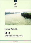 LETA - umjetnost i kritika zaborava - harald weinrich