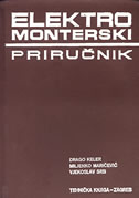 ELEKTROMONTERSKI PRIRUČNIK - drago keler, miljenko maričević, vjekoslav srb