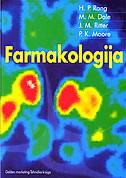 FARMAKOLOGIJA - h.p. rang, m.m. dale, j.m. ritter, p.k. moore