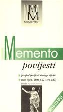 MEMENTO POVIJESTI - pregled povijesti staroga vijeka / stari vijek (3500. p. K. - 476. n. K.) - ivo petrinović