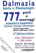 777 PORTI E ANCORAGGI - Dalmazia, Istria e Montenegro - karl-heinz bestandig