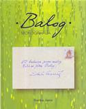 BALOG - Monografija - ranka javor