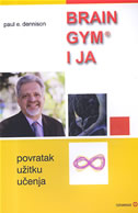 BRAIN GYM I JA - paul e. dennison