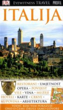 ITALIJA - EYEWITNESS TRAVEL GUIDES (turistički vodič)
