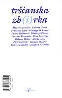 TRŠĆANSKA ZB(I)RKA / CONFUSIONI TRIESTINE - mauro covacich, roberto curci, francesca ietri