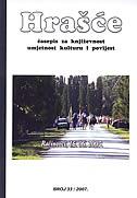 HRAŠĆE br. 33/2007 - časopis za književnost, umjetnost, kulturu i povijest - goran (ur.) pavlović