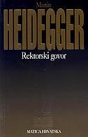 REKTORSKI GOVOR - martin heidegger