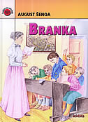 BRANKA - 2. izdanje - august šenoa