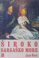 ŠIROKO SARGAŠKO MORE - jean rhys