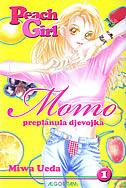 PEACH GIRL - Momo preplanula djevojka 1 - miwa ueda
