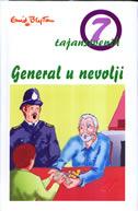 7 TAJANSTVENIH br.14 - GENERAL U NEVOLJI - enid blyton