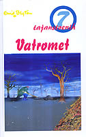 7 TAJANSTVENIH (br.11) - VATROMET - enid blyton