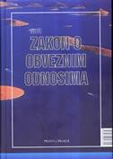 NOVI ZAKON O OBVEZNIM ODNOSIMA - davorka (prir.) ivić, marin (ur.) vulić