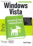 WINDOWS VISTA - Kompletan priručnik - david pogue