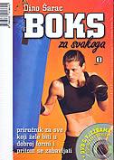 BOKS -  za svakoga (+DVD s vježbama boksačkih tehnika) - dino šarac