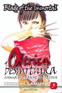 OŠTRICA BESMRTNIKA 3 - Samuraj Dvanaest sječiva - hiroaki samura