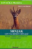 SRNJAK - Lov na srneću divljač - gert g. von harling
