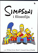 SIMPSONI I FILOZOFIJA - william (ur.) irwin, mark t. (ur.) conard, aeon j. (ur.) skoble