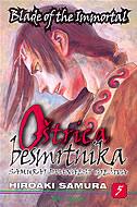 OŠTRICA BESMRTNIKA 5 - Samuraj Dvanaest sječiva - hiroaki samura