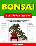 BONSAI - Stručnjak za vrt - david squire