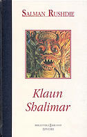 KLAUN SHALIMAR - salman rushdie