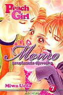 PEACH GIRL - Momo preplanula djevojka 7 - miwa ueda