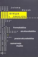 DIVLJA ANALIZA - jelena novak