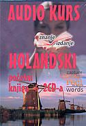 AUDIO KURS - HOLANDSKI POČETNI (knjiga + 2CD-A)