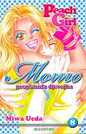 PEACH GIRL  - Momo preplanula djevojka 8 - miwa ueda