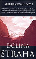 DOLINA STRAHA - arthur conan doyle