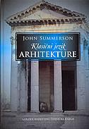 KLASIČNI JEZIK ARHITEKTURE - john summerson