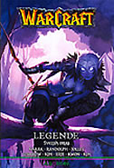 WARCRAFT - LEGENDE SV. 2 - richard a. (tekst) knaak