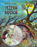 JEŽEVA KUĆICA + CD - branko ćopić, vilko selan gliha (ilustr.)