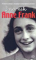 DNEVNIK ANNE FRANK - otto (prir.) frank, mirjam (prir.) pressler