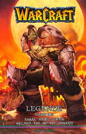 WARCRAFT - LEGENDE SV. 1 - richard a. (tekst) knaak