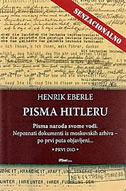 PISMA HITLERU - henrik eberle