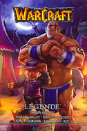 WARCRAFT - LEGENDE SV. 4 - richard a. (tekst) knaak