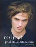 ROBERT PATTINSON - ALBUM - paul stenning