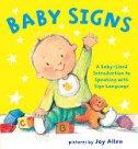 BABY SIGNS - joy allen