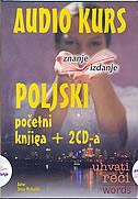 AUDIO KURS - POLJSKI (početni) - knjiga i 2 CD-a