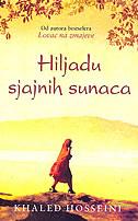 HILJADU SJAJNIH SUNACA - khaled hosseini